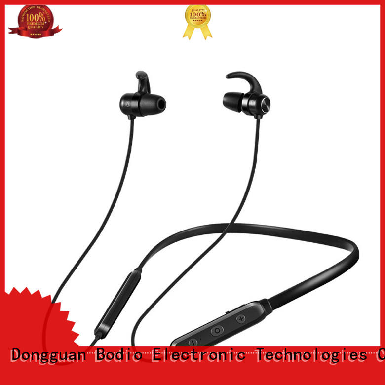 Bodio Electronic as wireless headphone for music