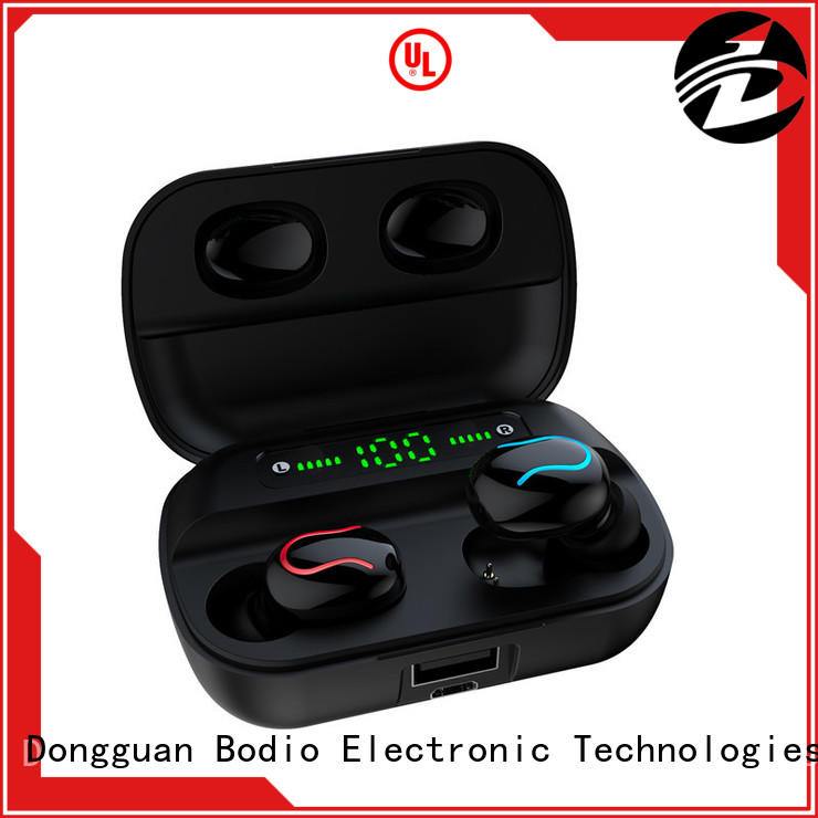 Bodio Electronic hours earbuds and earphones manufacturers