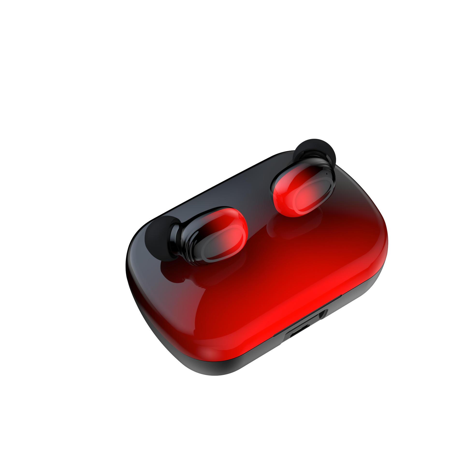 Bodio new arrival magic wireless bluetooth 5.0 ombre TWS earplugs