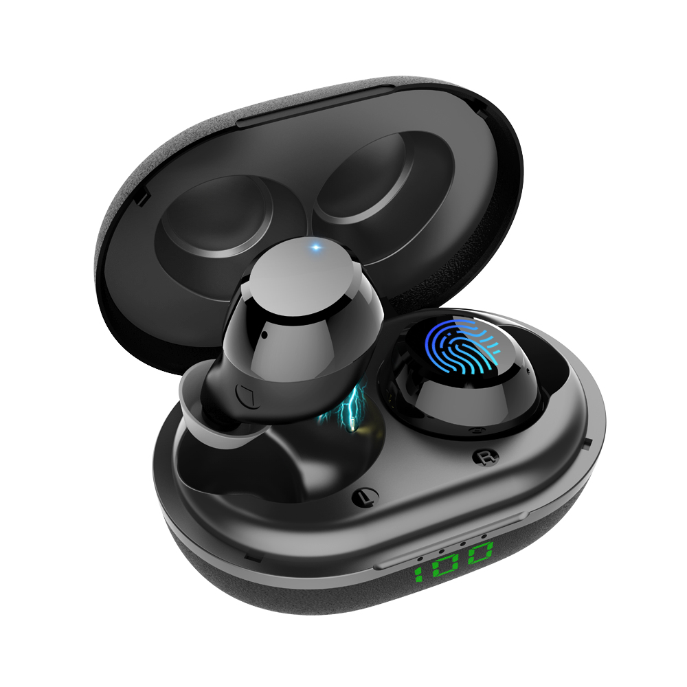 product-Powerful TWS earbuds-Bodio Electronic-img