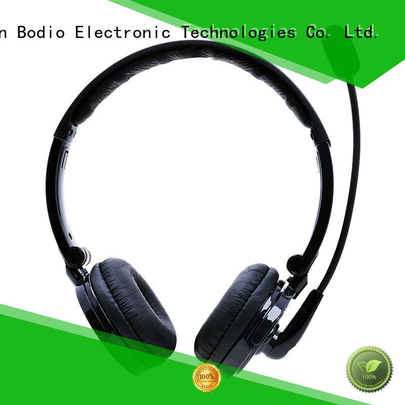 Bodio Electronic useful wireless earphone for computer