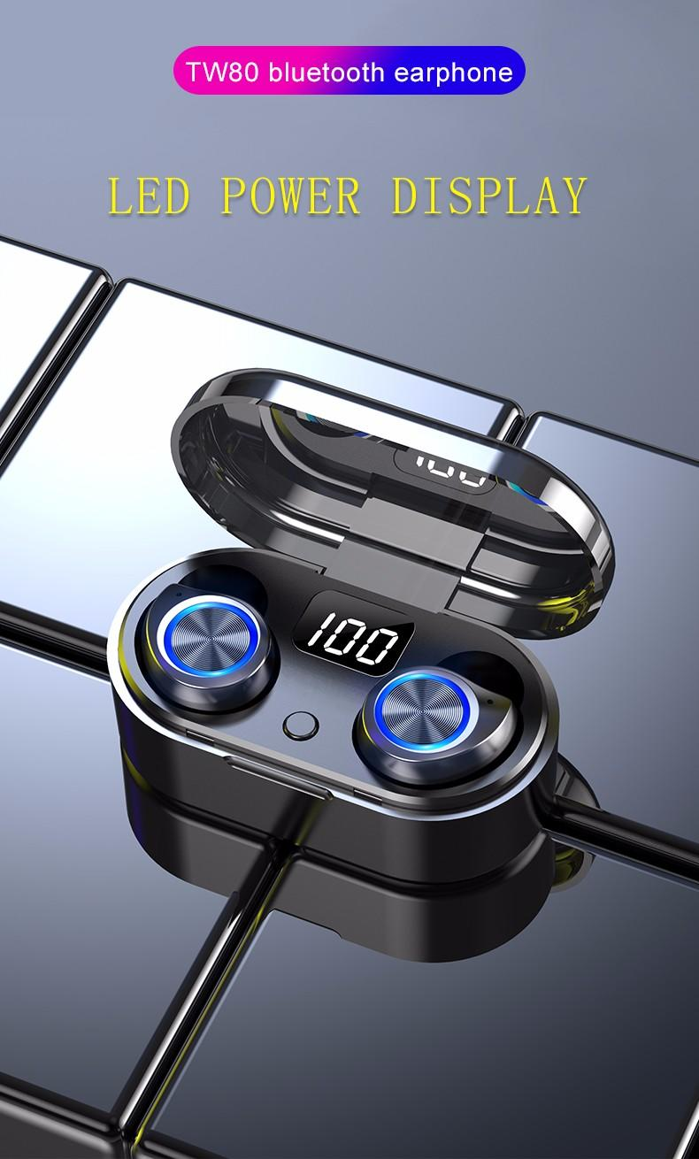 Bodio Electronic business over the ear earbuds with microphone factory-1