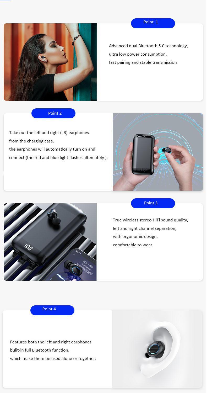 Top wireless earplug earbuds cellphone factory-1