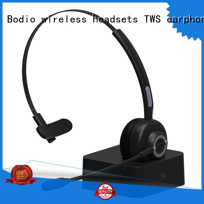 Bodio Electronic novetly wireless headphone producer for movie