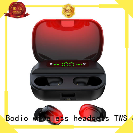 Bodio Electronic ear earbuds with headphones Suppliers