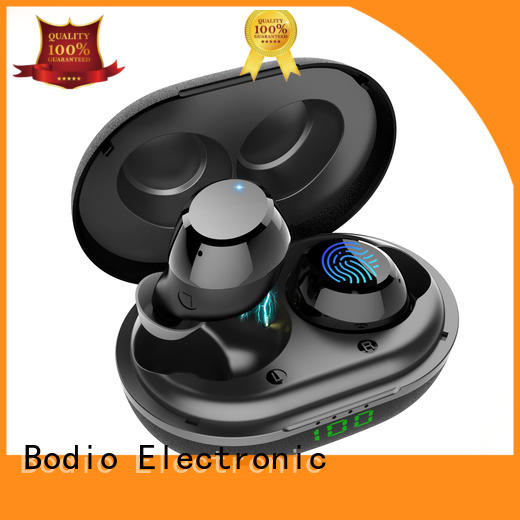 Bodio Electronic Wholesale small headphones not earbuds factory