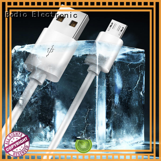 apple ground self-confidence data cable Bodio Electronic Brand