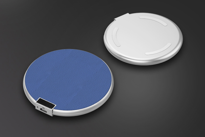 Bodio Electronic-Best Power Bank Wireless Charger Cycloidal Extra Slim Charge Your Phone-3