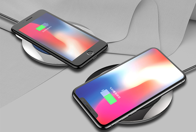 Bodio Electronic-Best Power Bank Wireless Charger Cycloidal Extra Slim Charge Your Phone-4