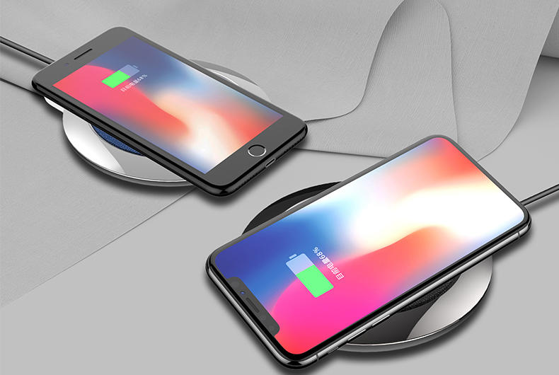 portable wireless phone charger degree fibe touchspot Bodio Electronic Brand company