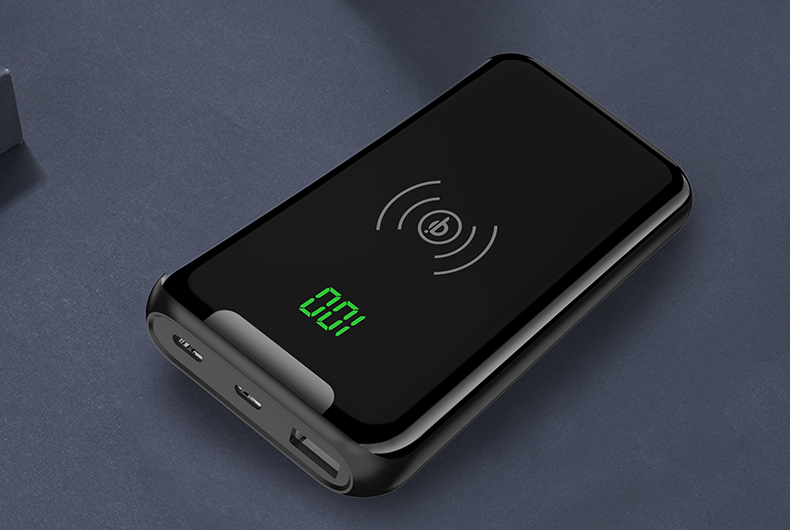 Bodio Electronic-Portable Power Bank Manufacture | Qi 8000mah Wireless Portable Charger-3