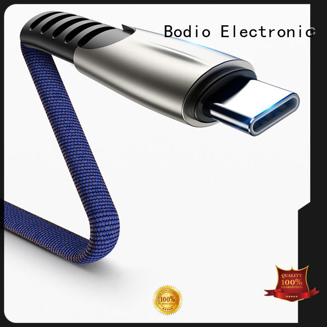 data line sliver flxible pure Bodio Electronic Brand data cable