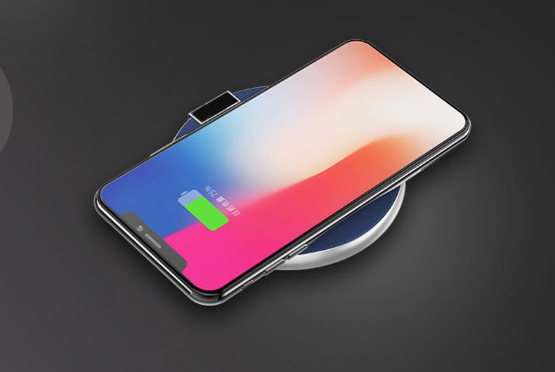 Bodio Electronic-Best Power Bank Wireless Charger Cycloidal Extra Slim Charge Your Phone-2