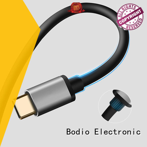 Bodio Electronic Brand case type-c self-confidence core data cable