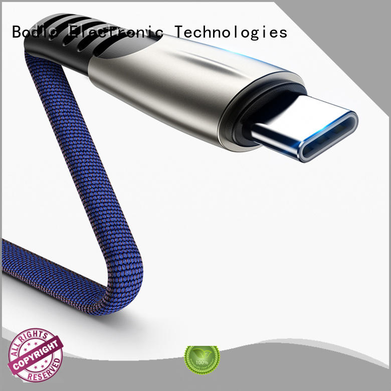 Bodio Electronic Brand electrode pvc air data cable manufacture