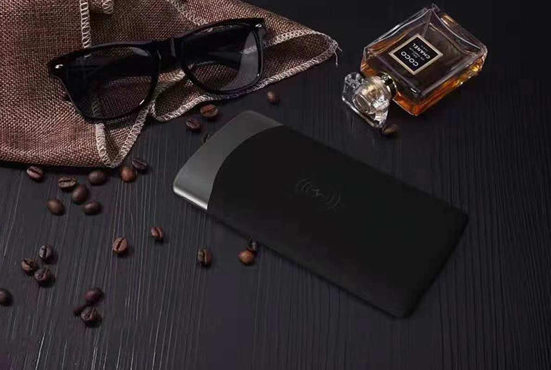 Bodio Electronic-Mobile Power Bank | 20000mah Wireless Power Bank Portable Charger Led Display