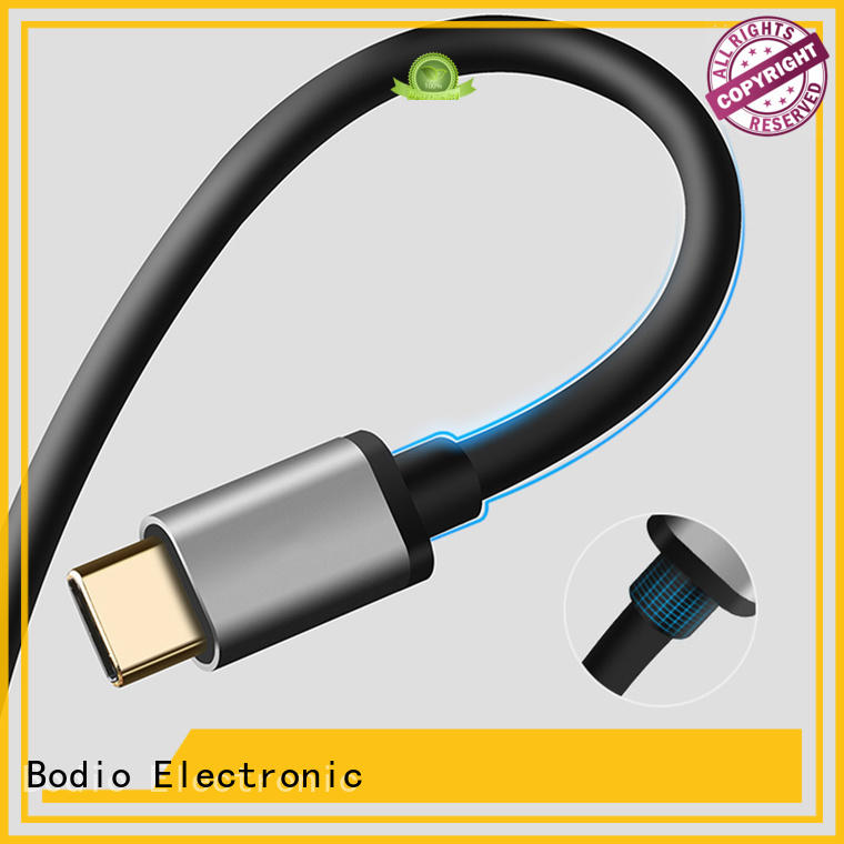 could sliver foil blue data line Bodio Electronic Brand