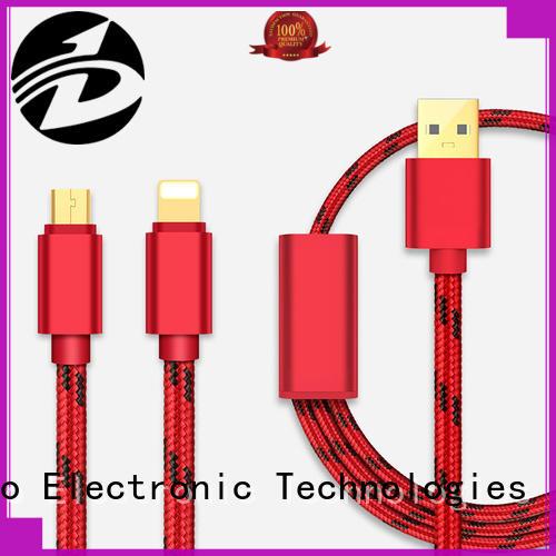 apple micro data line aluminum Bodio Electronic company