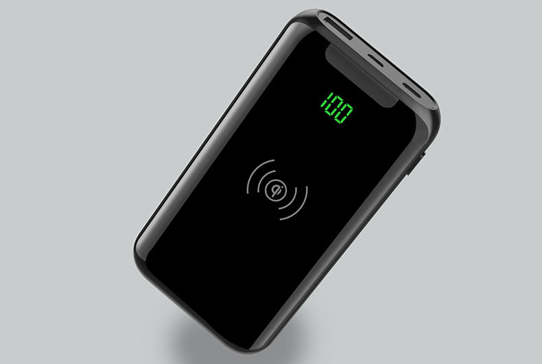 Bodio Electronic-Portable Power Bank Manufacture | Qi 8000mah Wireless Portable Charger