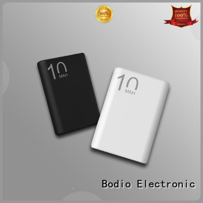 touchspot charge add Bodio Electronic Brand portable wireless phone charger manufacture
