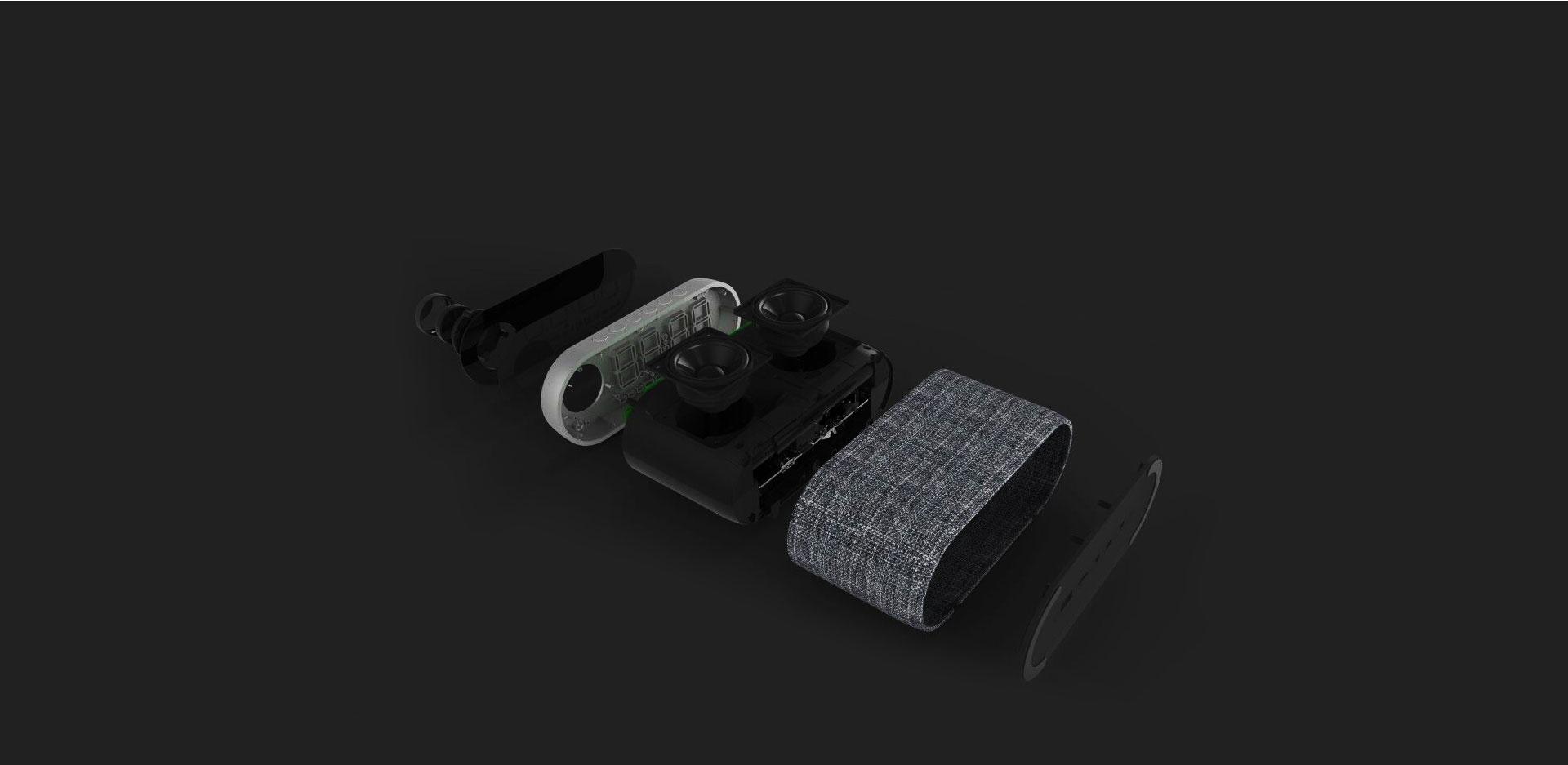 Bodio Electronic-Best Waterproof Bluetooth Speaker Bd-bs-009 Bluetooth Version 42-3