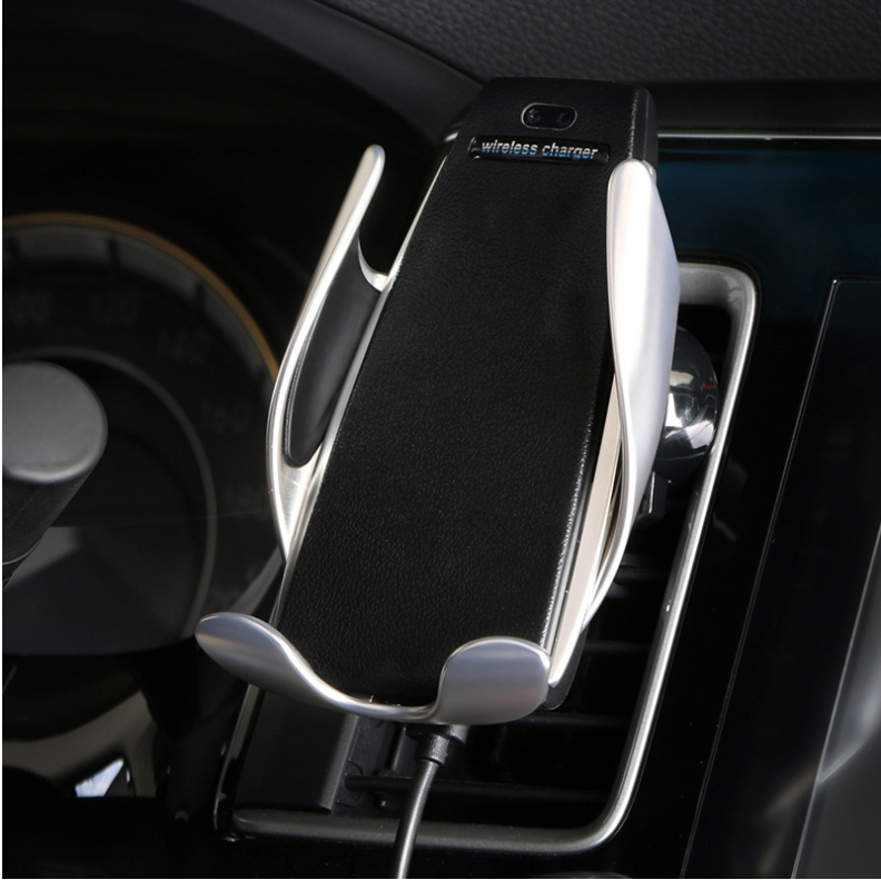 Bodio Electronic-Newest Product Wireless Car Charger Automatic Holder | Data Cable-3