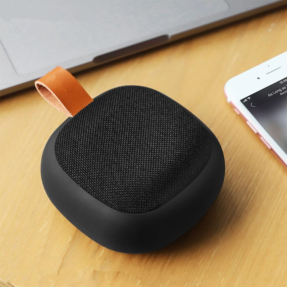 wooden bluetooth speaker tws for meeting