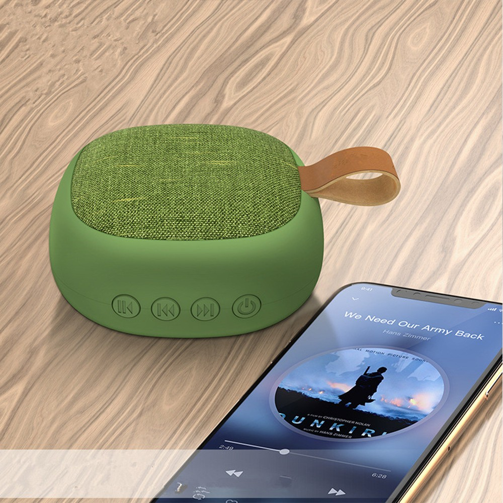 wooden bluetooth speaker tws for meeting-7