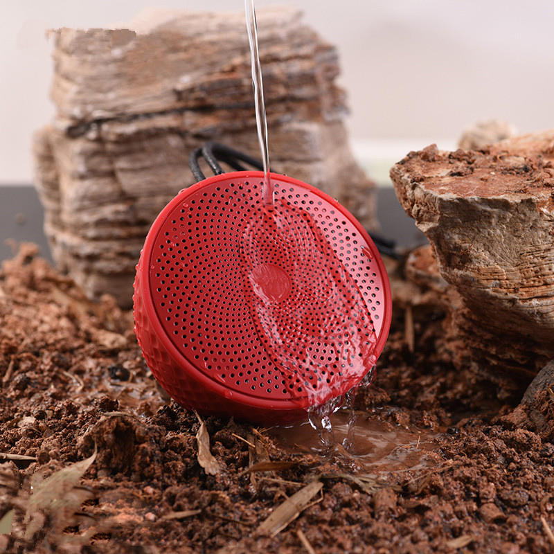 Waterproof wireless bluetooth speaker silicone outdoor high quality portable