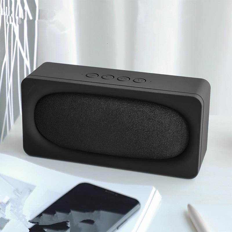 Best Portable Bluetooth Speaker 2019 Multicolor Fabric Net