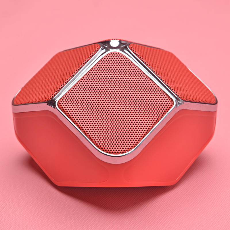Portable Wireless Diamond Shape Bluetooth Speaker