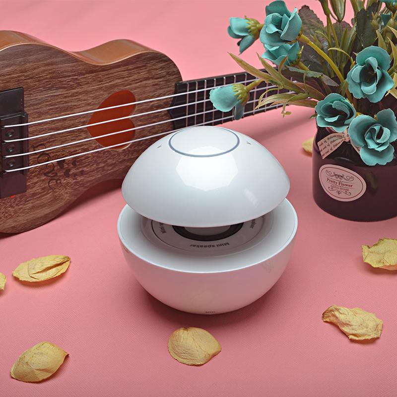 Portable Wireless Mushroom Shape Bluetooth Speaker
