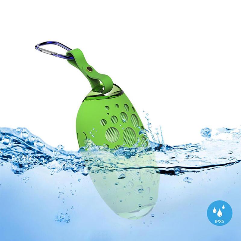 Creative Mango Waterproof Wireless Outdoor Bluetooth Speaker