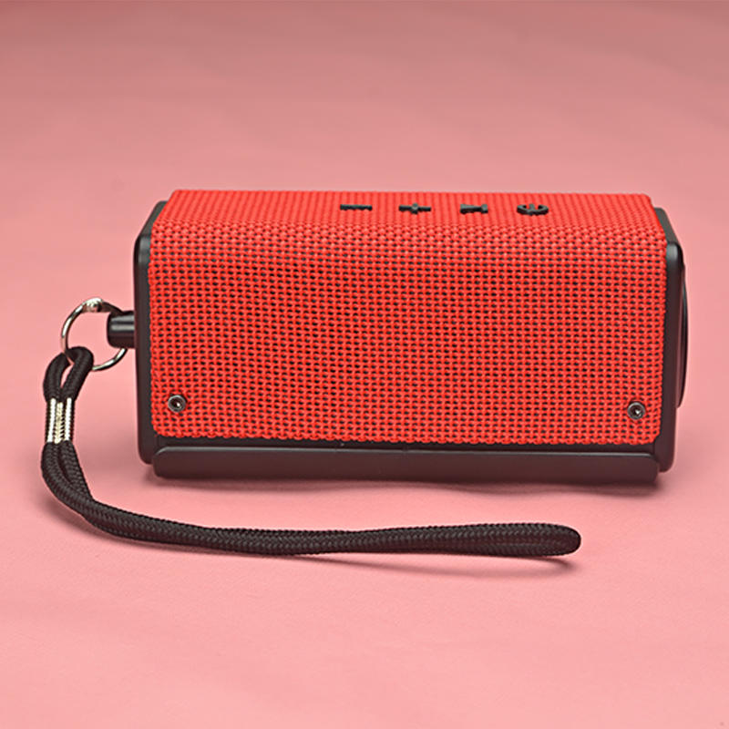 Waterproof Outdoor Portable Bluetooth Speaker
