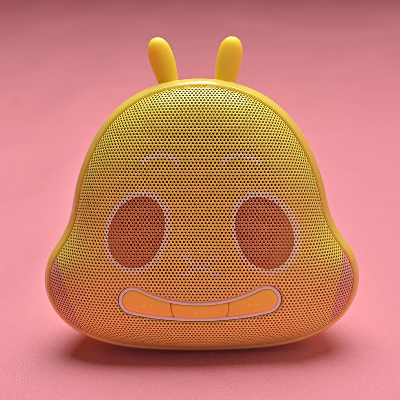Portable Wireless Cartoon Shape Bluetooth Speaker