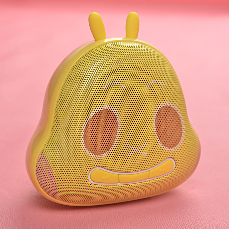 Portable Wireless Cartoon Shape Bluetooth Speaker