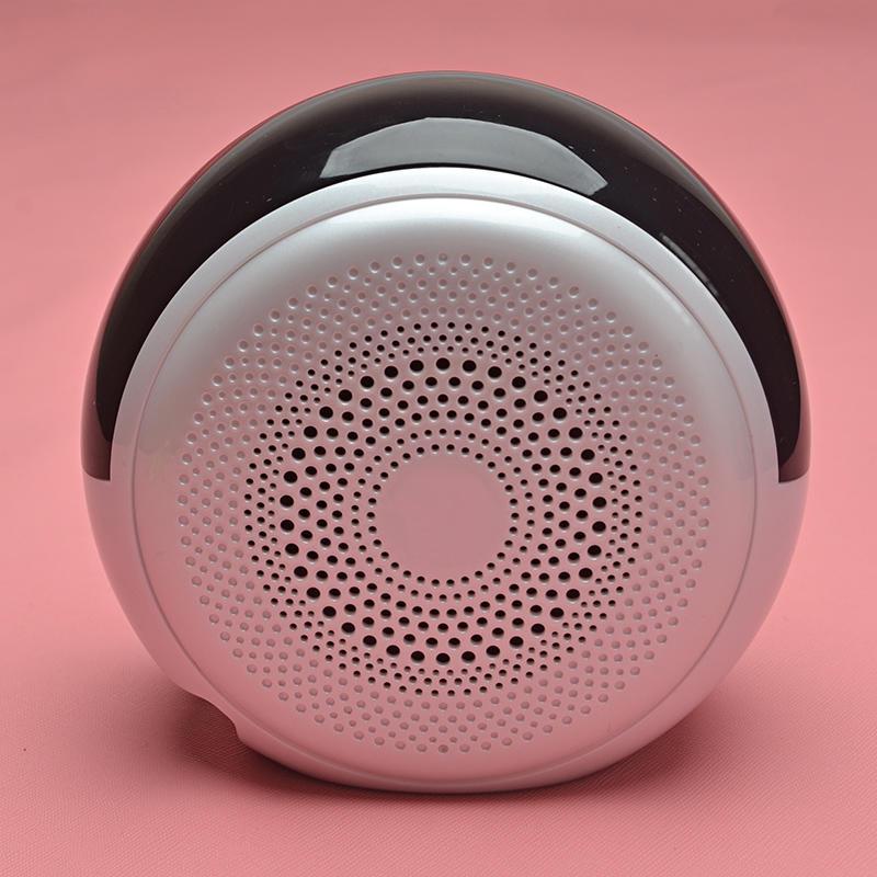 Wheel Shape Bluetooth Portable Wireless Speaker