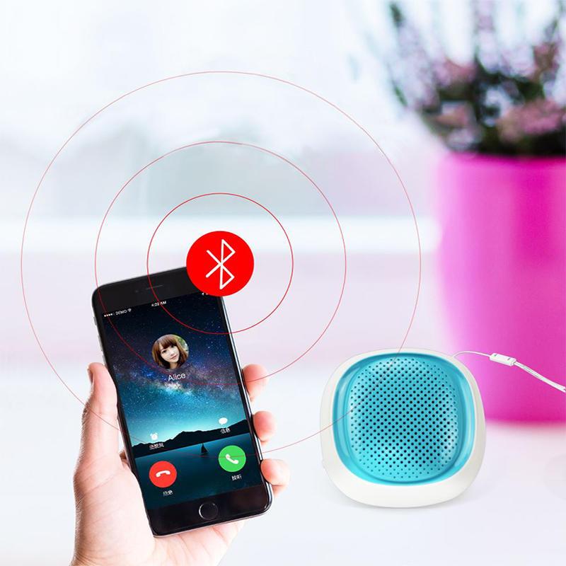 Waterproof Outdoor Portable Bluetooth Speaker