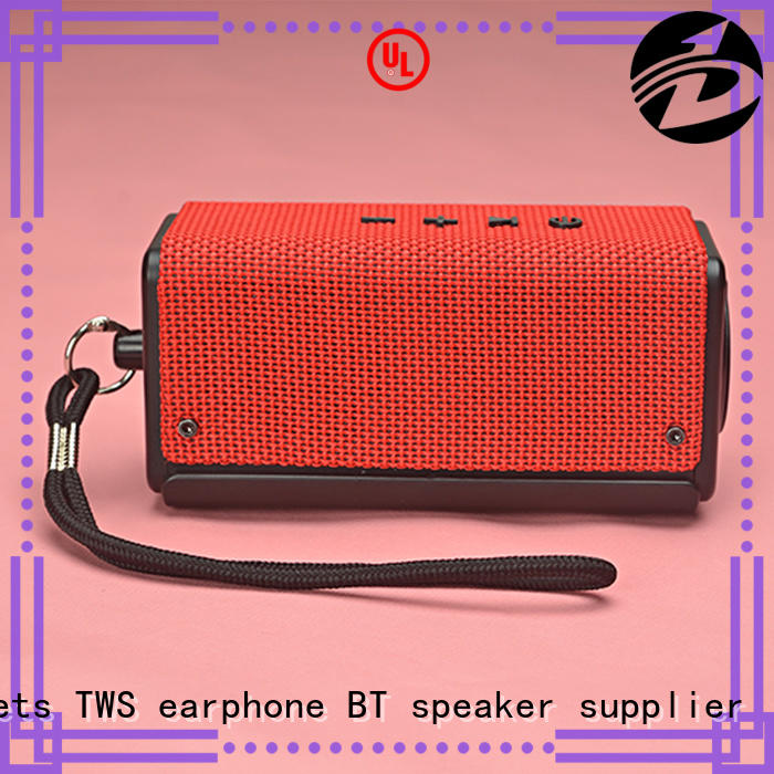 Bodio Electronic wood portable speaker bulk production for mobile phone