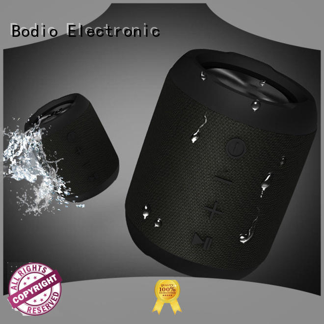 Bodio Electronic bass best small bluetooth speaker for mobile phone