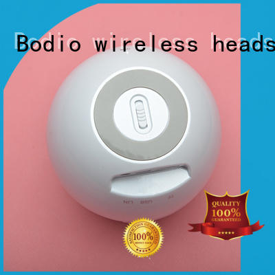 Bodio Electronic mah portable wireless speaker free design for meeting