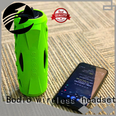 Bodio Electronic high-quality small wireless speakers widely-use for class