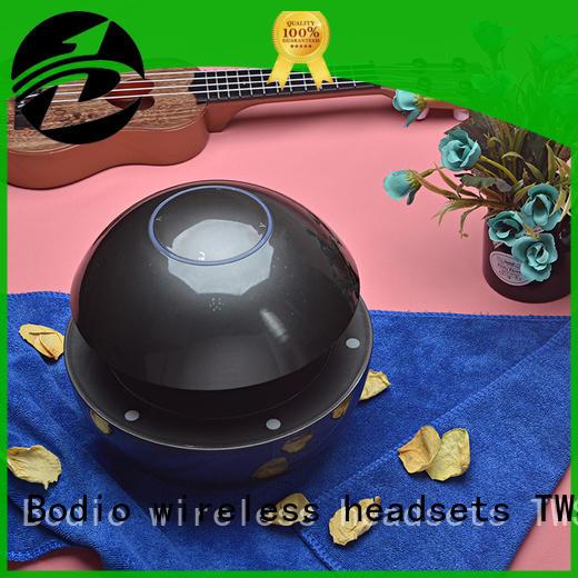 quality mini bluetooth speaker alarm bulk production for movie