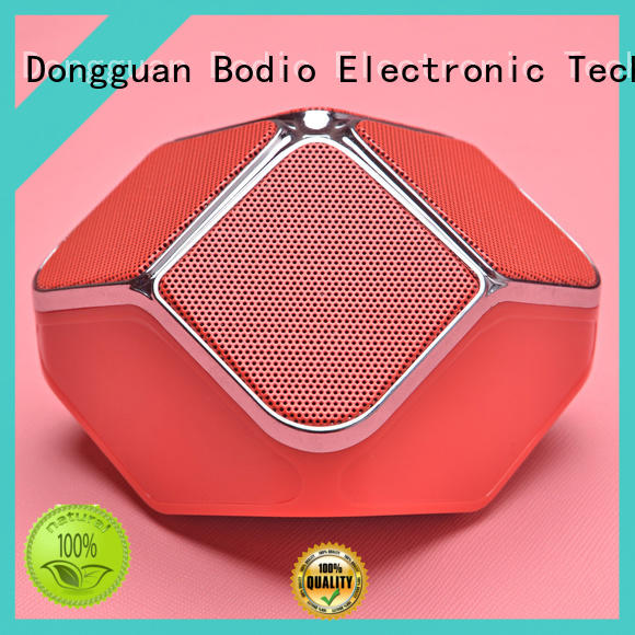 Bodio Electronic wireless small bluetooth speaker free design for movie