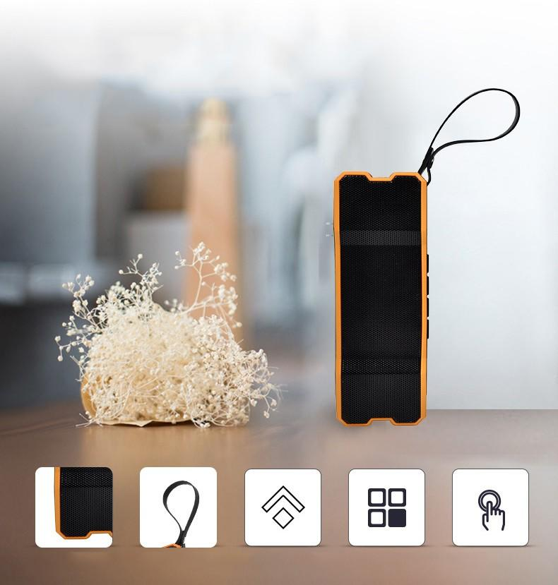 Bodio Electronic durable best portable bluetooth speaker free quote for computer-2