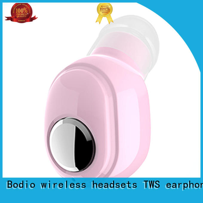 Bodio Electronic airoha wireless earbuds for movie