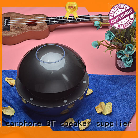 Bodio Electronic superior wooden bluetooth speaker bulk production for movie