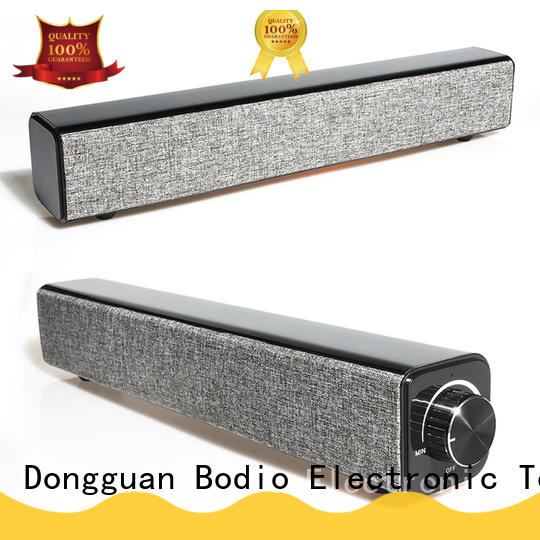 Bodio Electronic reliable good bluetooth speakers long-term-use for mobile phone