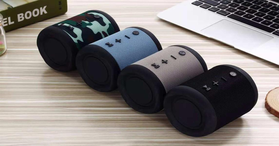 Bodio Electronic bass best small bluetooth speaker for mobile phone-1