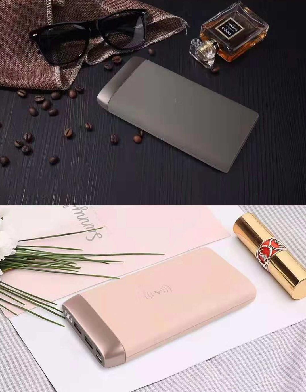 Bodio Electronic portable power bank-2